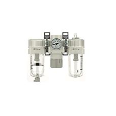 SMC  F.R.L.组合元件  三联件  AC系列 AC40-02D,AC40-04DE,AC40-04D-A,AC30-03G-A