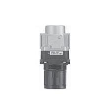 SMC  内置压力表型减压阀   ARG系列