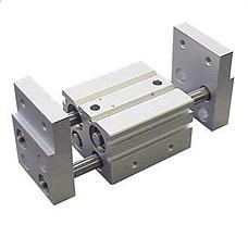 SMC  MHL2 系列 气爪 平行开闭型 宽型 标准型