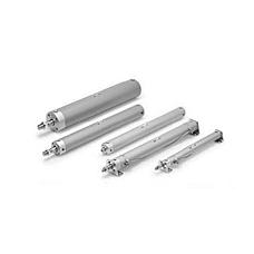 SMC  标准型气缸  CG1系列 CG1系列标准型气缸  CG1系列