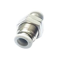 HOP  快插式气动管接头 隔板联管直通 HPM系列