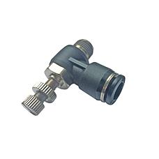 HOP  带快插接头的单向节流阀 HSC系列