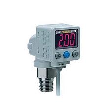SMC  高精度数显式压力开关 ISE/ZSE80系列压力开关