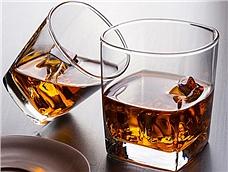 其他 (Other) 加厚四方威士忌洋酒杯